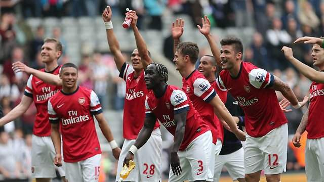 Strong Performance Against Reds Will Help Arsenal