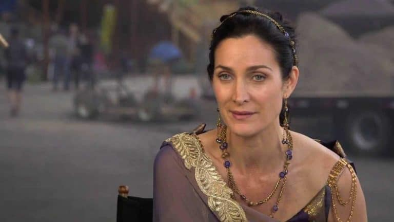 Carrie Anne Moss Celebrates Her 48th Birthday On August 21