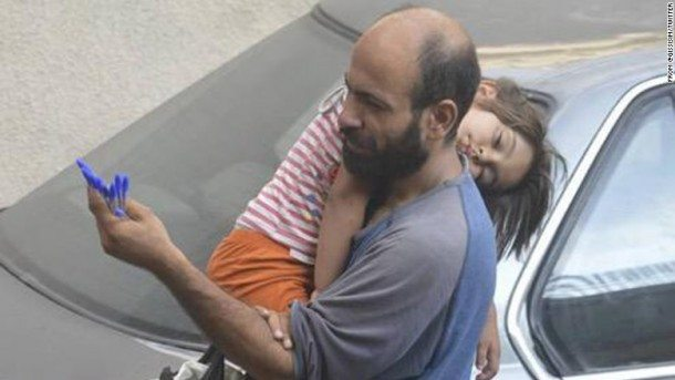 Syrian Refugee Found by Social Media; Helped Dad A New Start