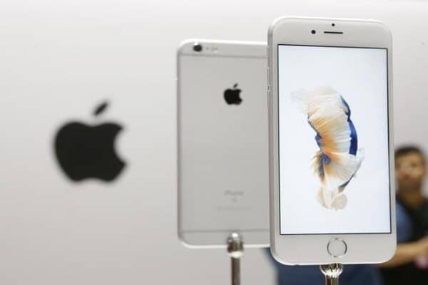 Apple: New iPhones on pace to beat last year's sale